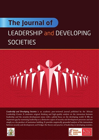 The Journal of Leadership and Developing Societies